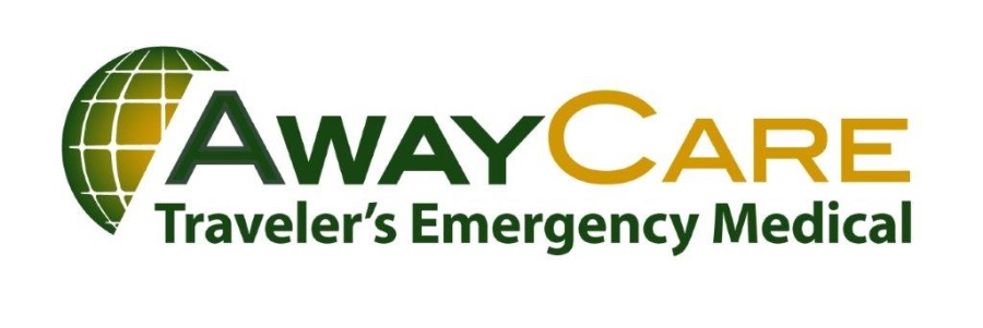 Away Care Travelers Emergecy Medical