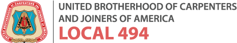 Carp Local 494 – United Brotherhood of Carpenters